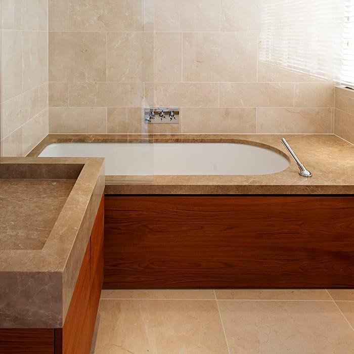 Bespoke Marble Bath Surrounds | Stone Collection, Kent, UK