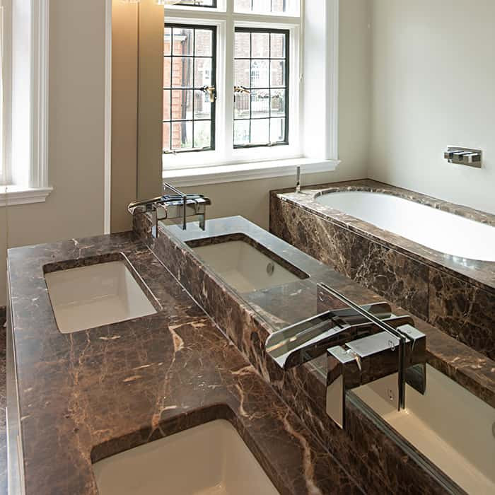 Marble Bathroom Vanity Top Stone Collection Kent Uk