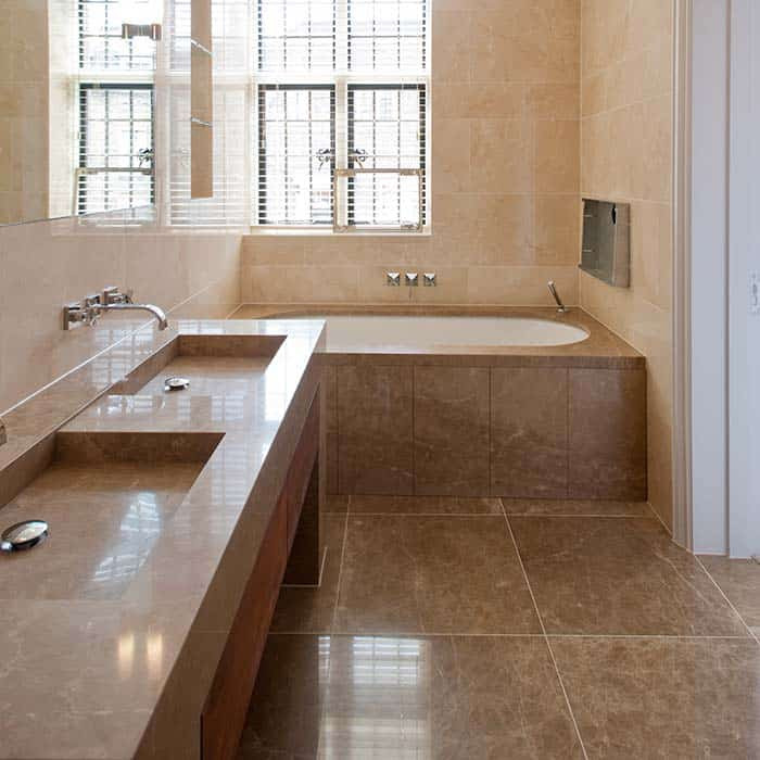 Federation Vanities For Bathrooms: Bespoke Natural Stone