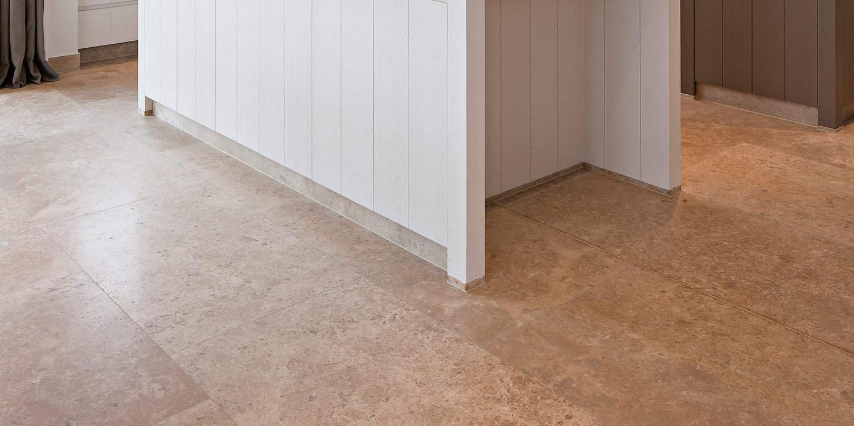 Pietra de Medici honed flooring