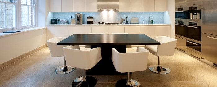 Moca Blue Limestone Kitchen Worktop